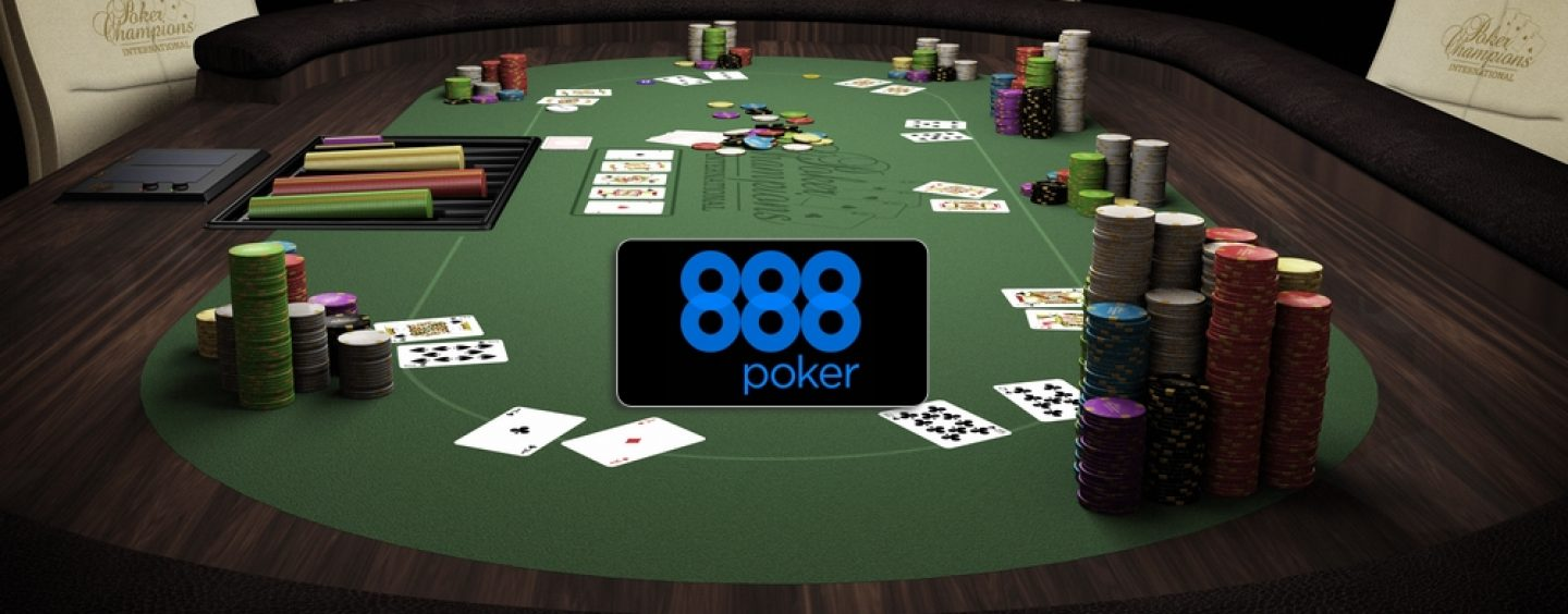World Series of Poker prolonged partnership with с 888poker