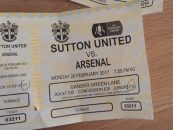 "The betting company SunBets signed a sponsor contract with the football club of the fifth English division ""Sutton United"""