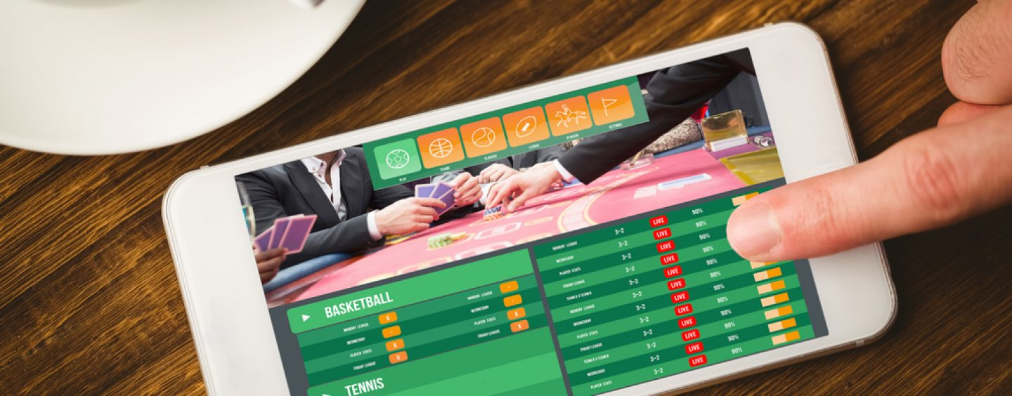 Betting from your phone