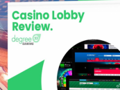 UX Best Practice…Degree 53 publishes 'Casino Lobby Report'