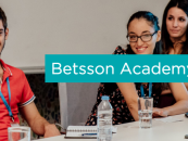 Students Welcome…Betsson AB opens third Academy Program