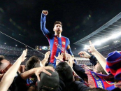 Bookmakers find no fun in Barcelona's epic Champions League comeback