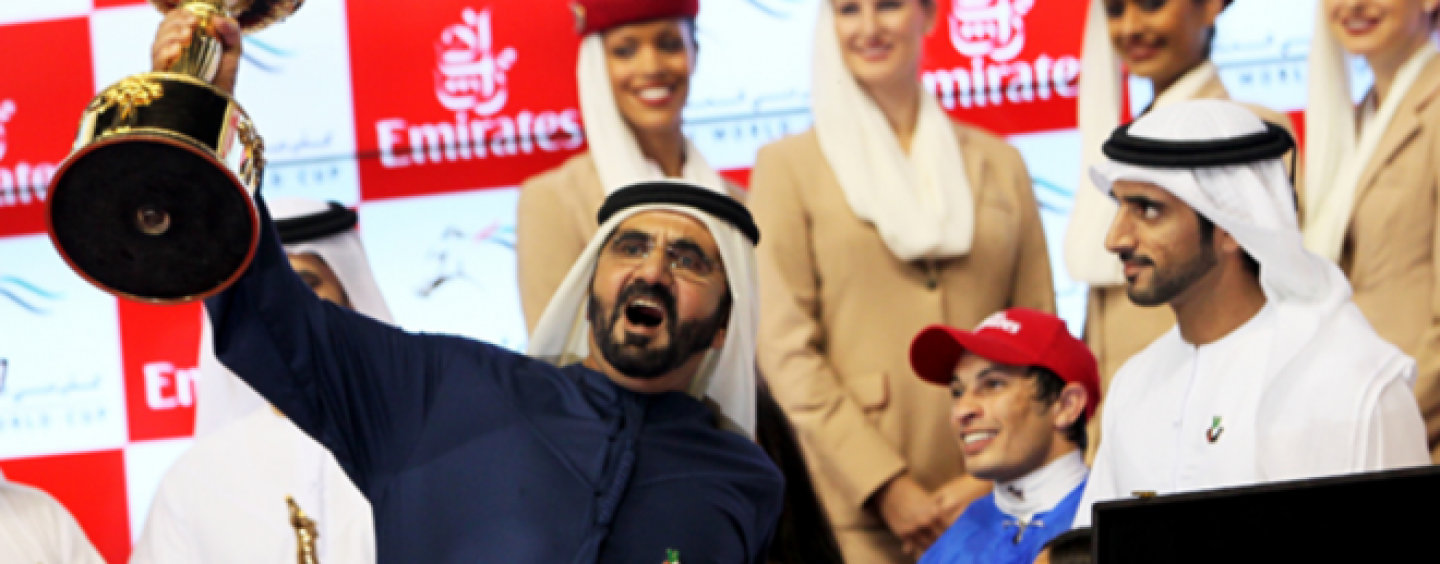 RMG secures record broadcast coverage for Saturday's $30 million Dubai World Cup