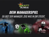 Willkommen DFS…DraftKings launches in Germany