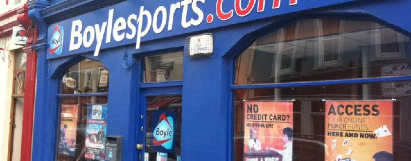 Boylesports CFO Mark O'Neil – Operator to establish UK retail network by end of 2017