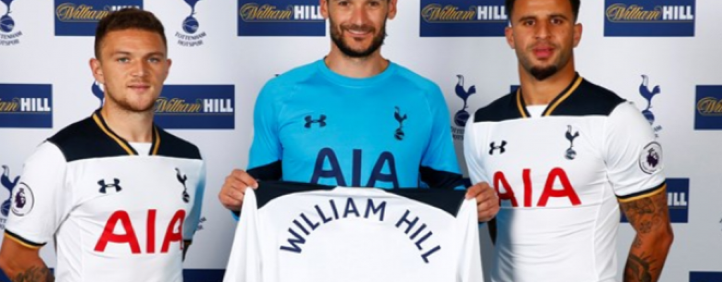 William Hill backs Tottenham Hotspur's 'Elevator Programme'