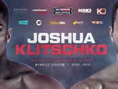 William Hill – Joshua v Klitschko can Knockout £100 million betting mark