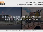 SBC Betting Forum delivers specialist sports betting focus in Amsterdam