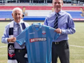 Partnership upgrade sees Betfred become Bolton Wanderers official shirt sponsor