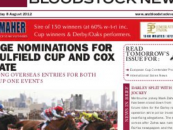 Racing Post moves to acquire ANZ Bloodstock News.