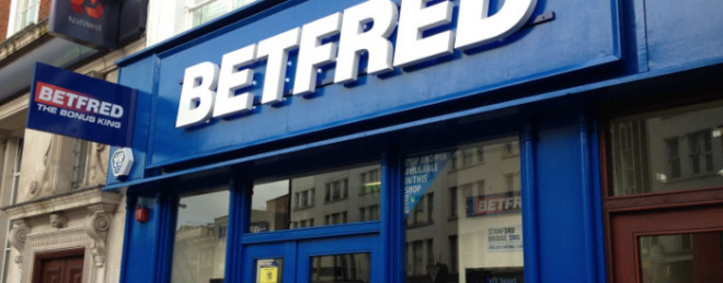 Betfred expands retail SSBT integration with Playtech BGT