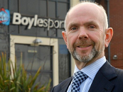 John Boyle prepares to step down as CEO of Boylesports