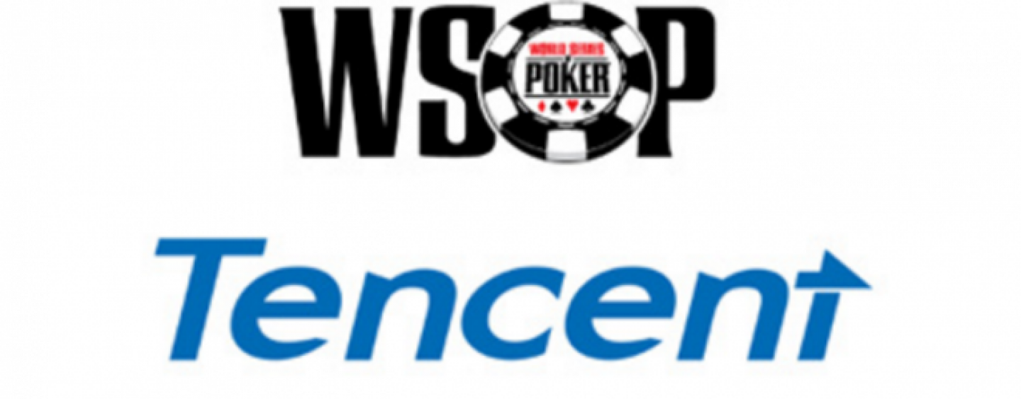 WSOP pushes for deeper Asian coverage with Tencent China