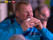 FA charges Wayne Shaw over 'Pie Gate'