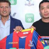 Leading Chinese football app Dongqiudi nets Crystal Palace 'sleeve sponsorship'