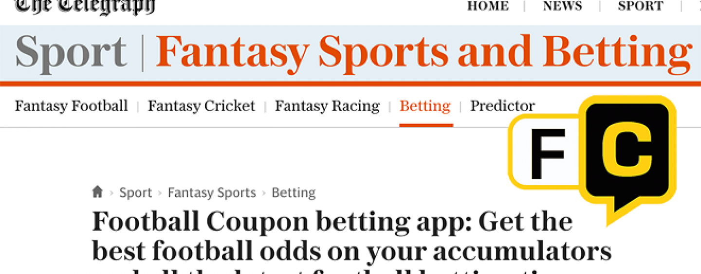 telegraph weekend football betting app