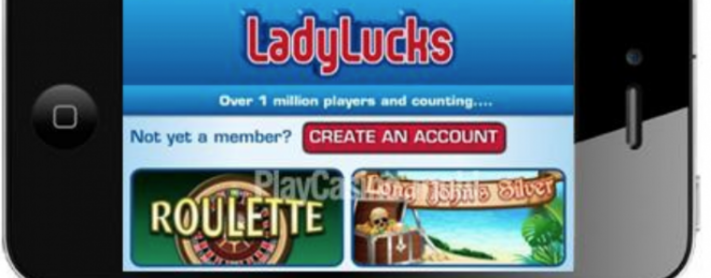 alea gains uk vision taking ladylucks mobile casino