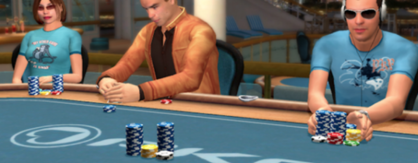 videoslots shows poker hand acquiring pkr technology assets