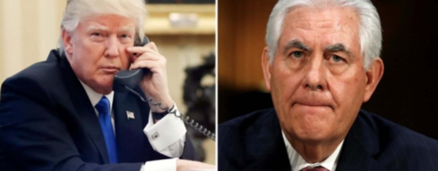breaking point paddy power prices rex tillerson next favourite leave trump cabinet
