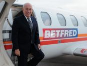 fred done celebrates 50 years in the betting game