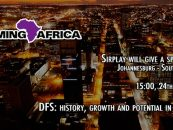 sirplay dfs potential gaming africa