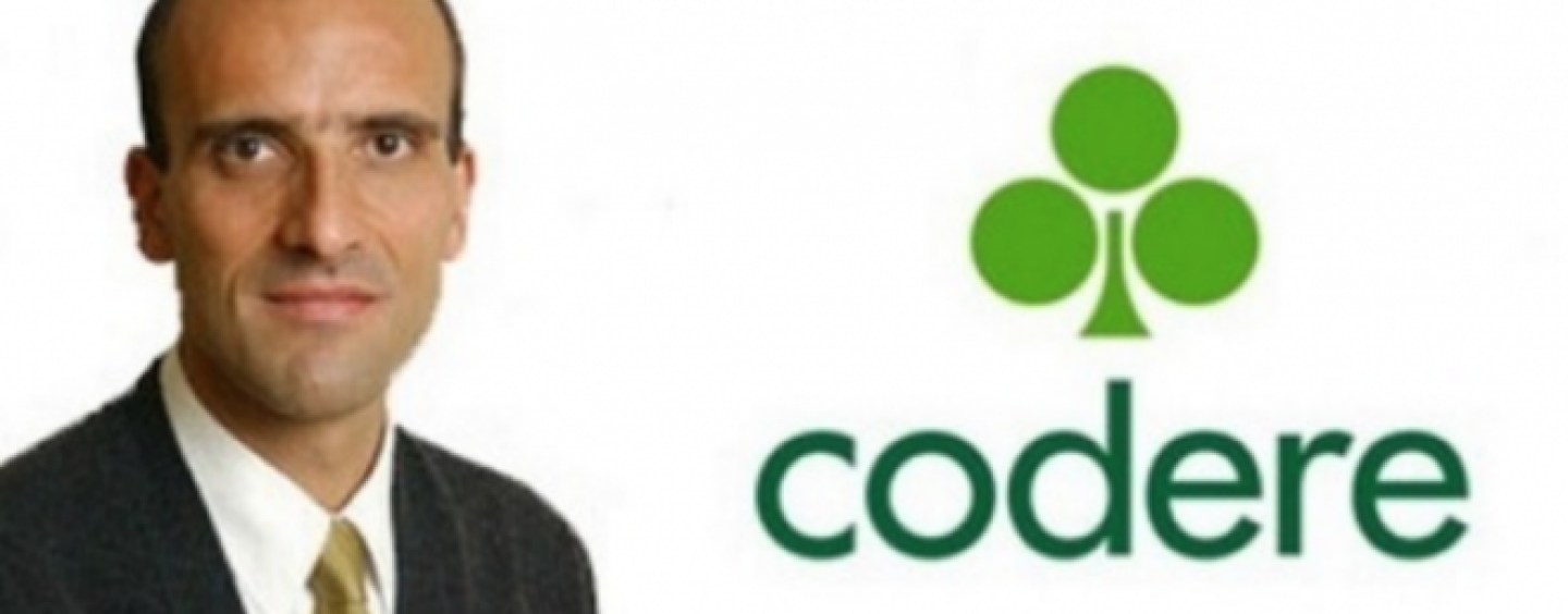 vicente di loreto takes codere leadership company ends family affair
