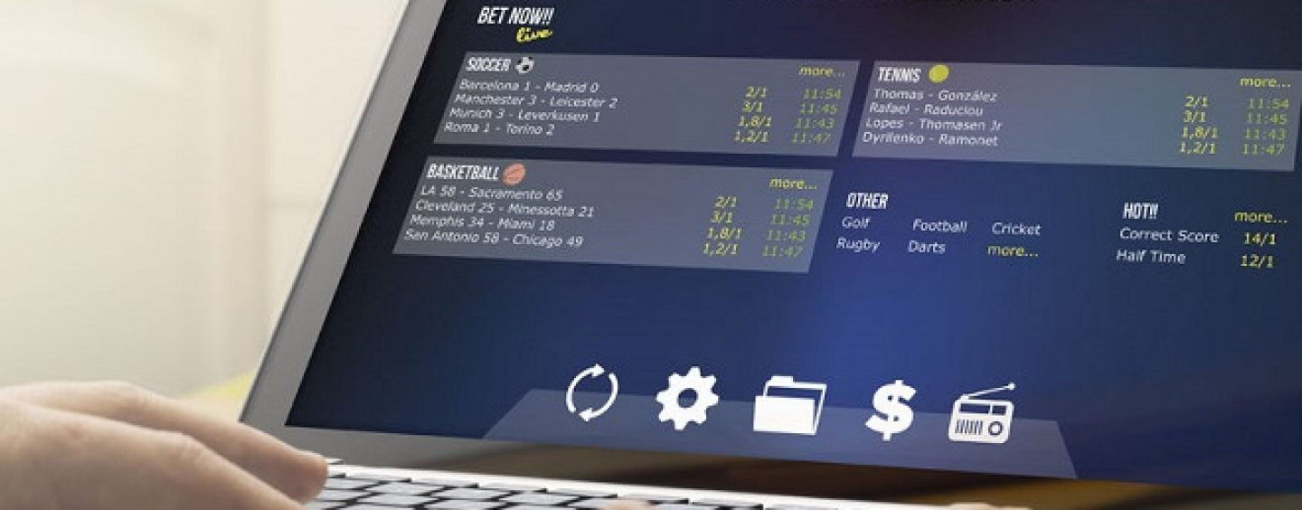 gambling com announces forceful move sports betting