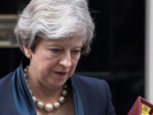 paddy power brexit chaos see may cold march