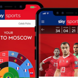 incrowd develops tailored russia 2018 predictor game sky sports