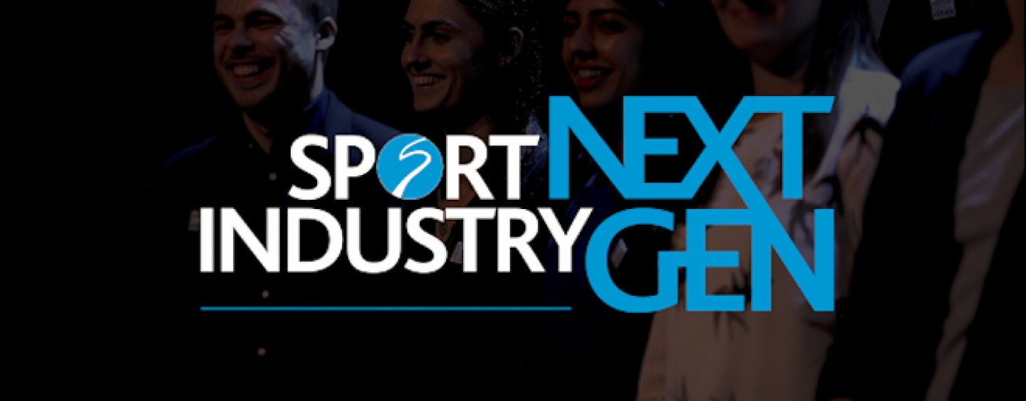 sport industry nextgen search 2019 talent