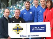 toals bookmakers unites with irish fa for expansive partnership