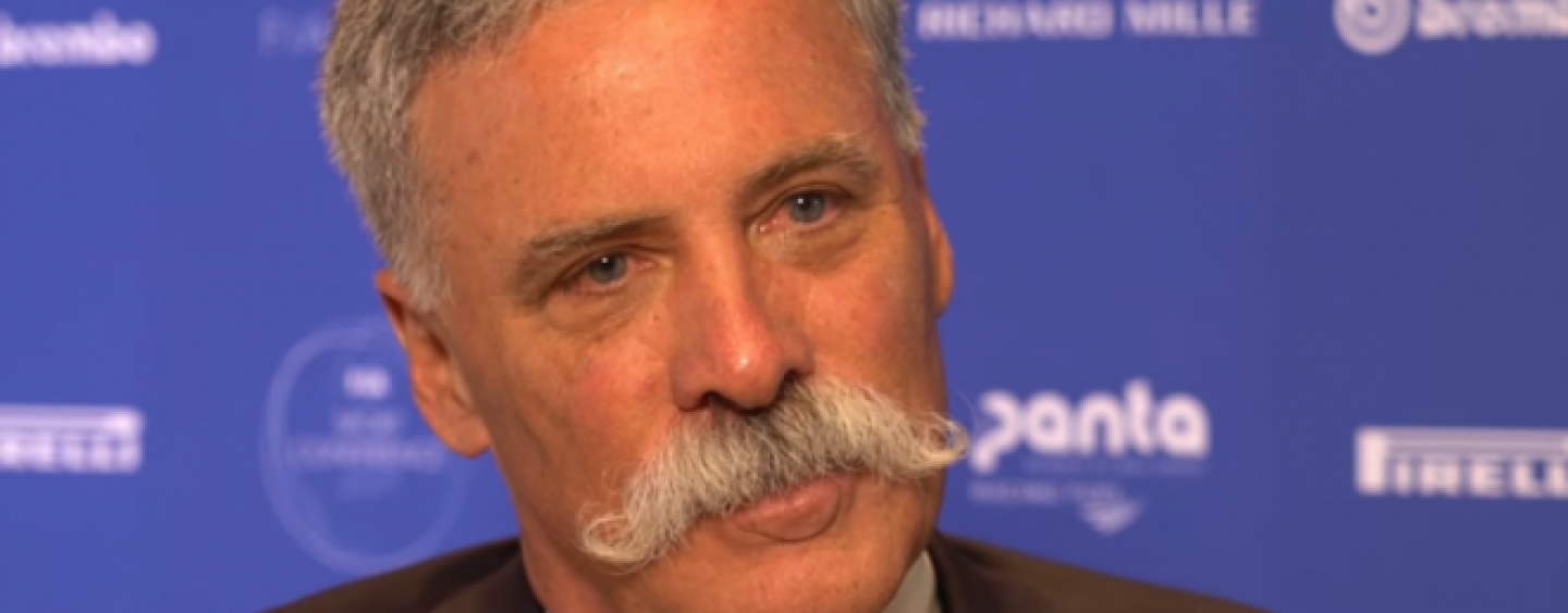 chase carey responsibility must drive f1 betting partnerships