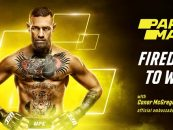 mma superstar conor mcgregor new branding parimatch