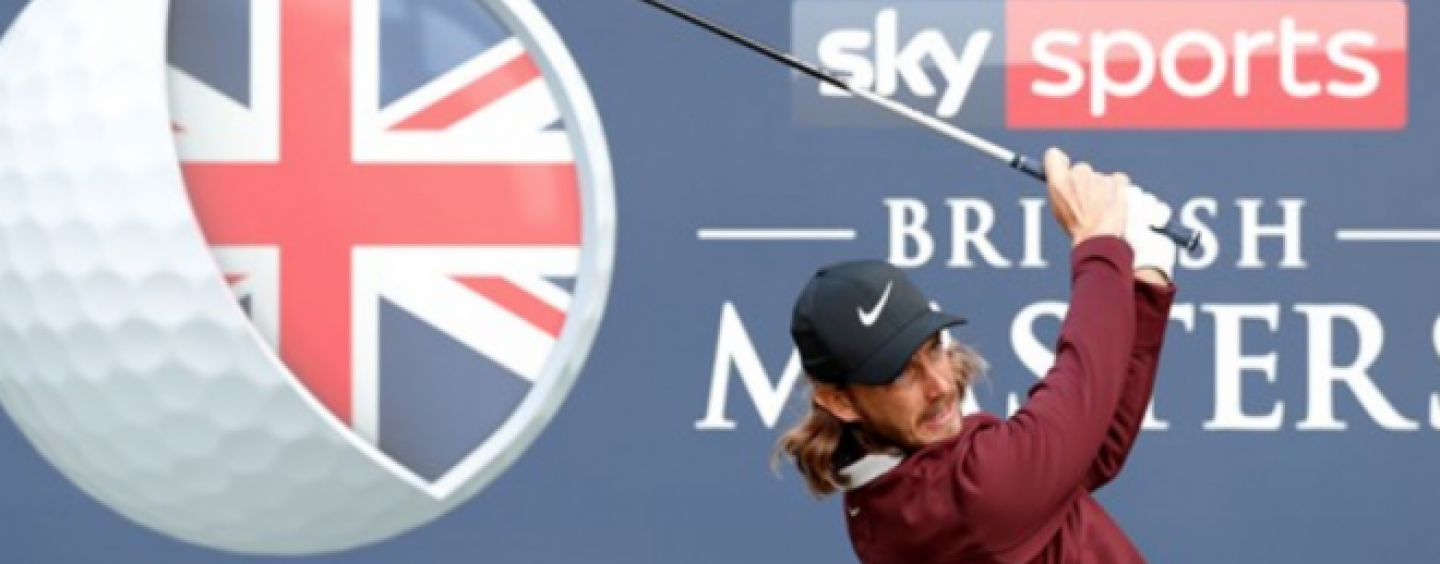 betfred takes aim on golf becoming title sponsor of the british masters