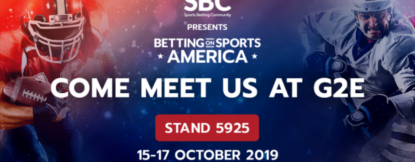 sbc brings u s sports betting industry together at g2e