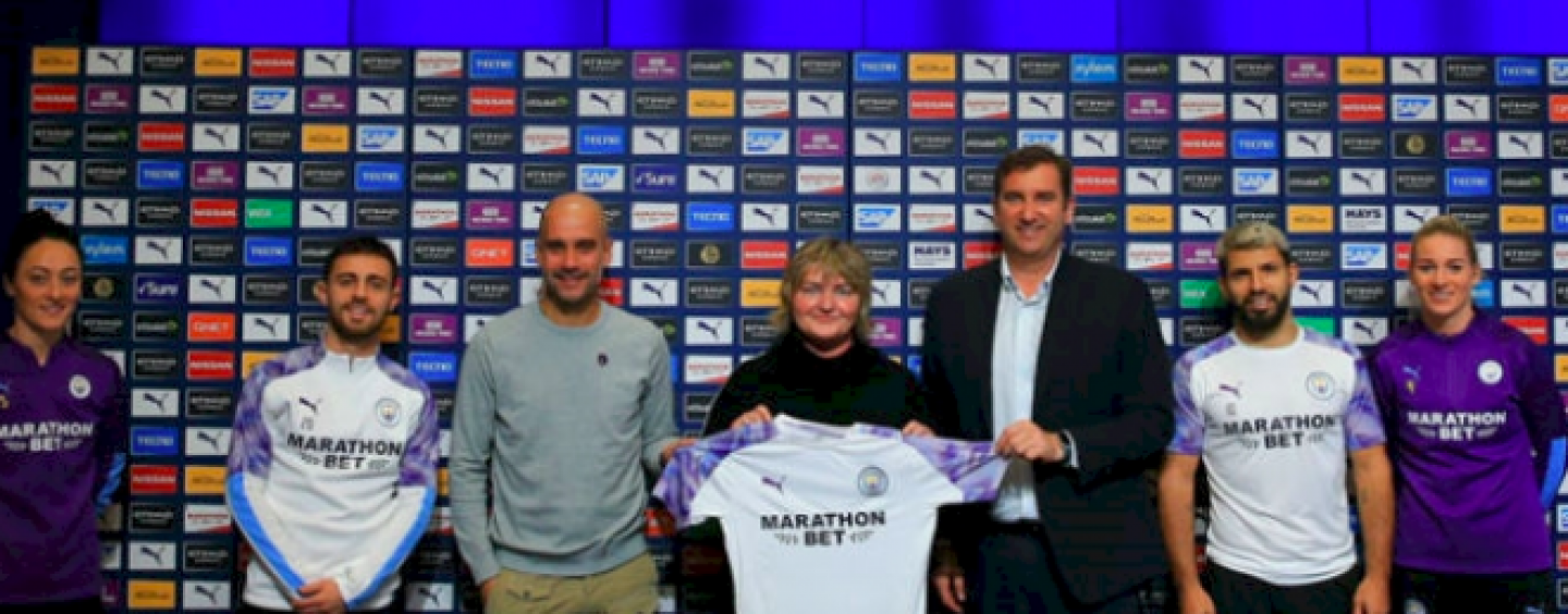 marathonbet nets man city upgrade becoming training kit sponsor