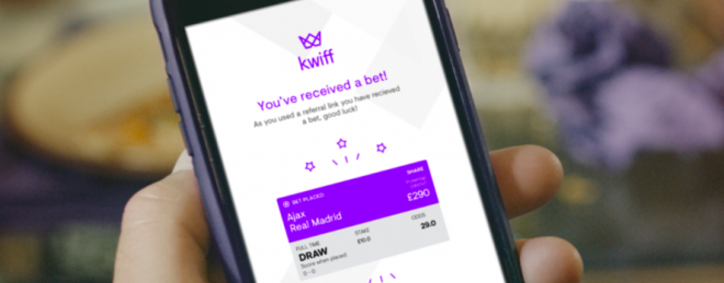 bet booster kwiff promotes charles lee to ceo