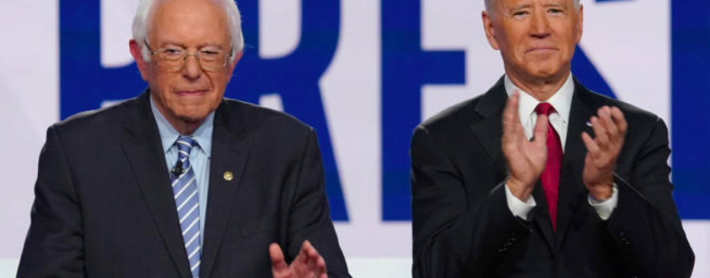 punters turn on bernie as uncle joe gets his super tuesday bounce