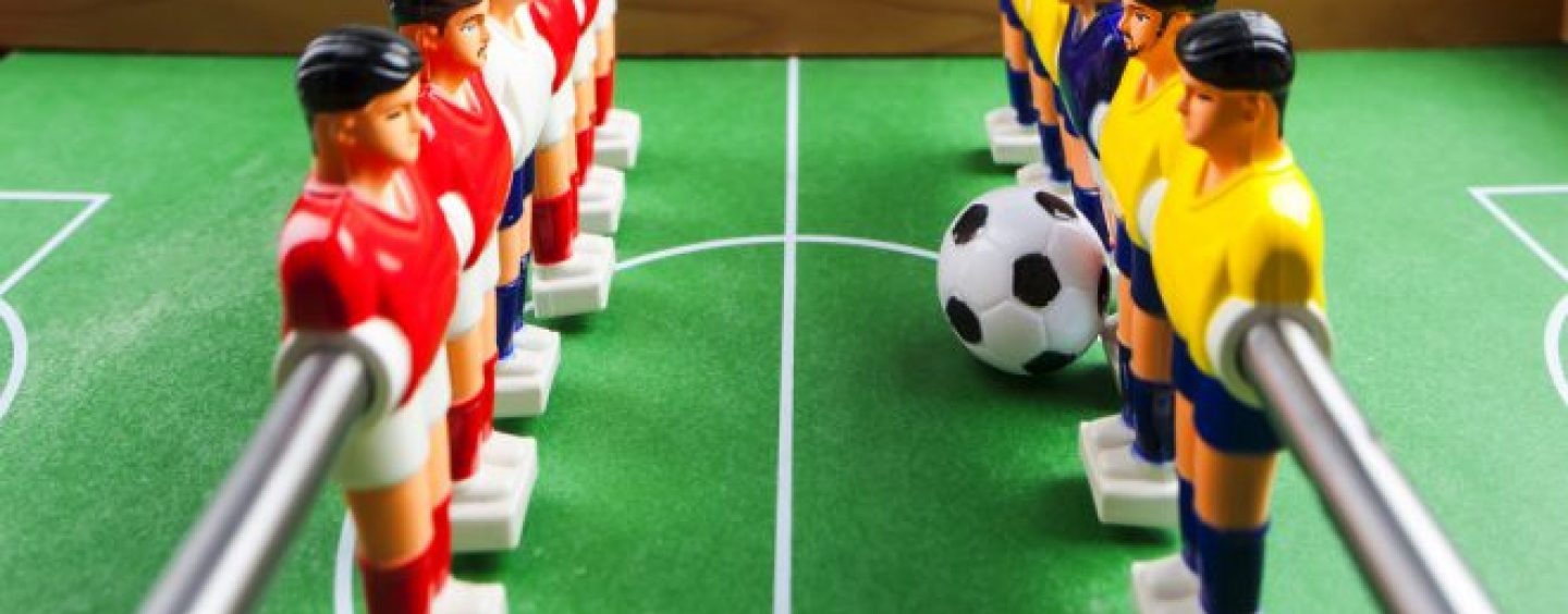 digitain brings table football to the betting landscape