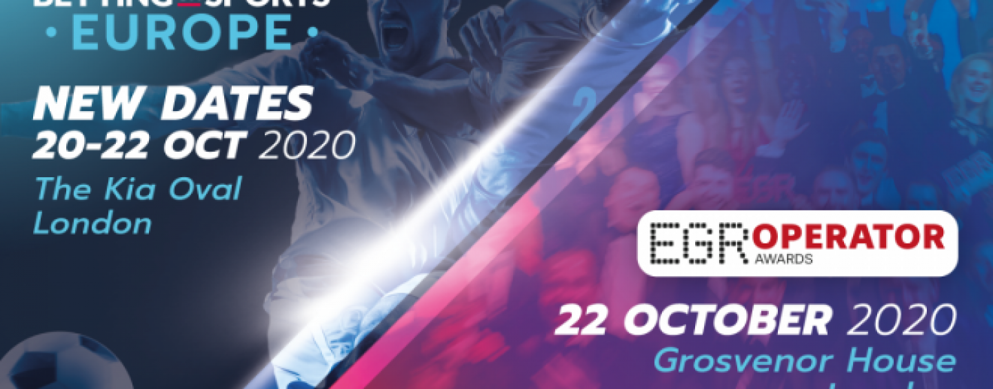 betting on sports europe and egr operator awards to align in october