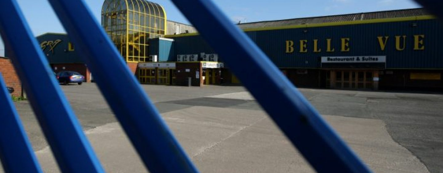 arc temporarily suspends uneconomical belle vue meetings