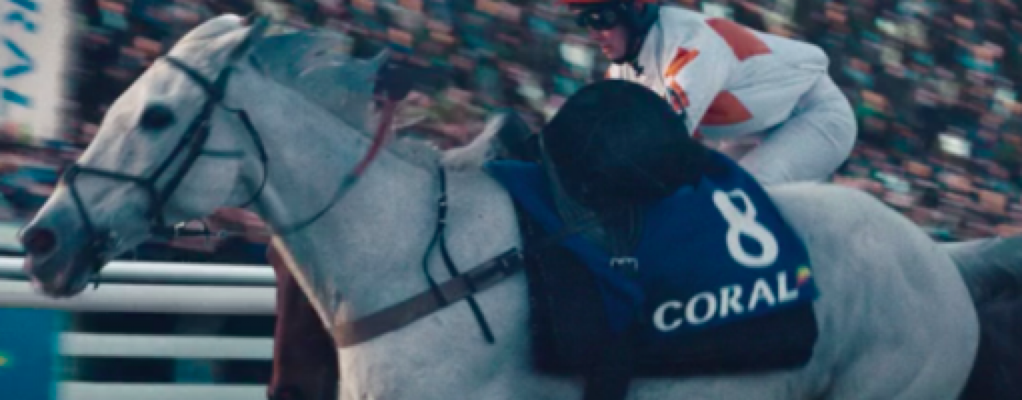 coral relaunches cinematic campaign for racings return