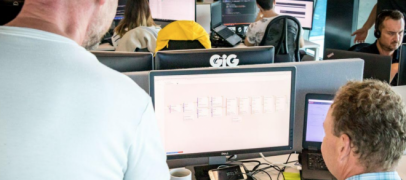 gig ups code security oversight with checkmarx