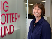 national lottery launches 45m community fund network