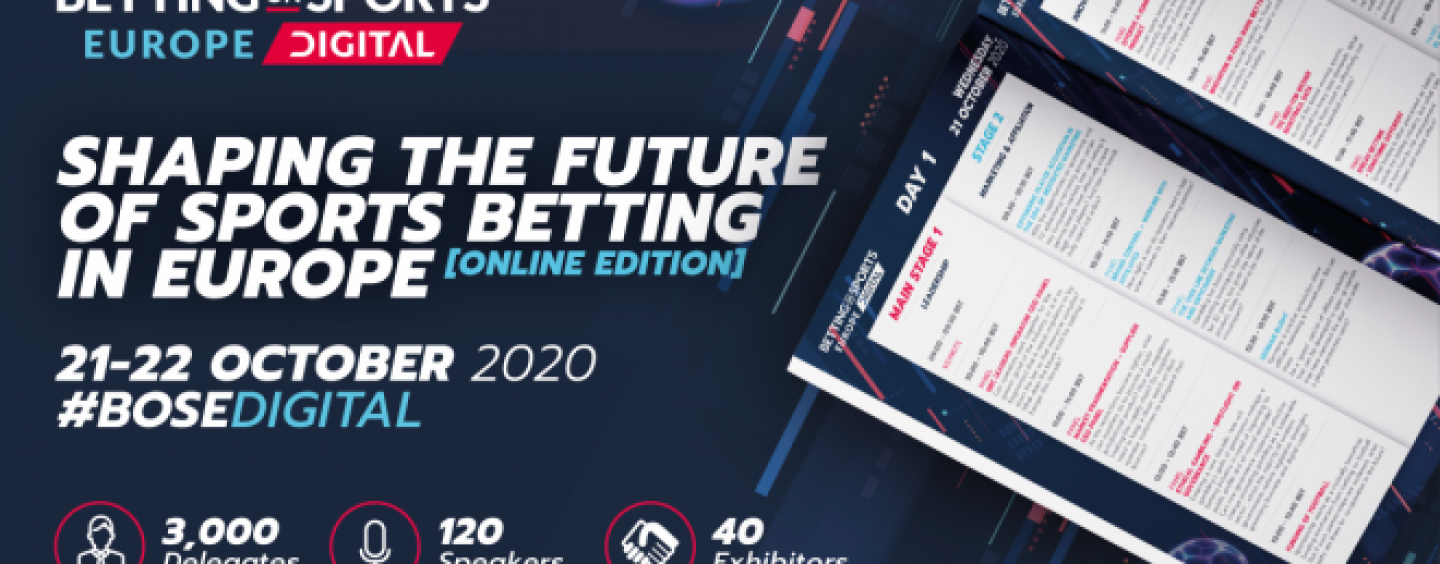 betting on sports europe digital agenda to confront the challenges shaping sports betting industrys future