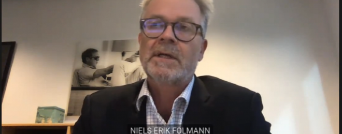 niels erik folmann the pandemic was not just a commercial issue but also one of integrity