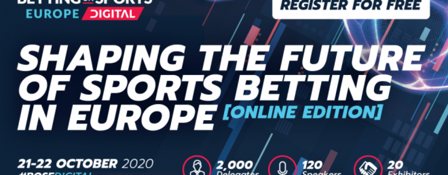 betting on sports europe digital to provide 2020s best learning opportunity for industry executives