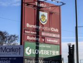new burnley chairman alan pace to review lovebet sponsorship