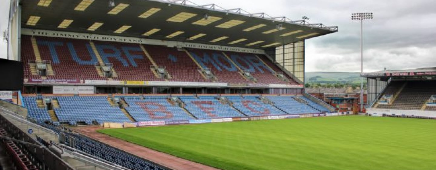 burnley forced to seek replacement sponsor amid lovebet financial difficulties